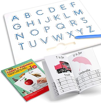 ivy step magnetic alphabet letter tracing board amazon coupon